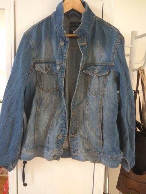 coole Jeansjacke wie Neu