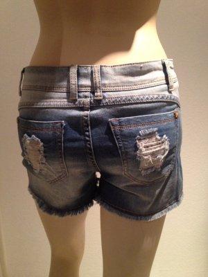 Coole Jeansshorts von Onado - Gr. 38