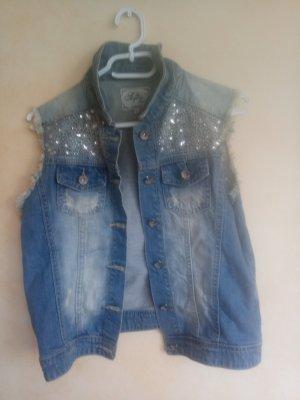 Coole Jeansweste Gr. L