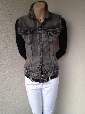 Coole Jeansweste von Onado - Gr. 38