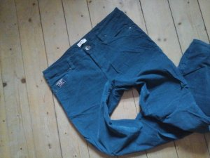 Coole Kordhose Cordhose FlashLights Gr. 40 petrol