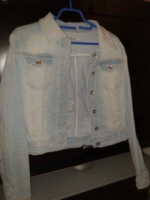 Coole kurze Jeansjacke