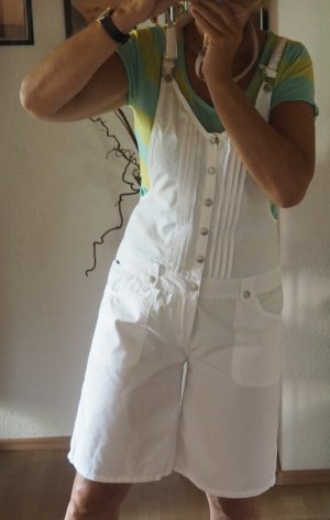 Usha Dungarees white cotton