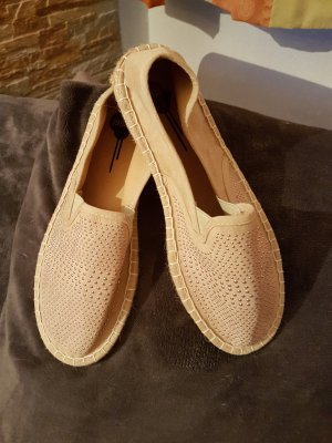 0039 Italy Espadrille Sandals rose-gold-coloured-nude