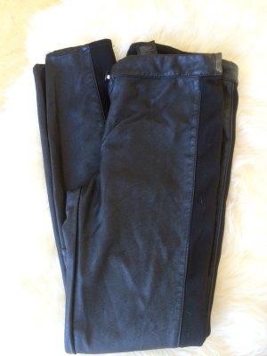 Coole Lederhose von H&M