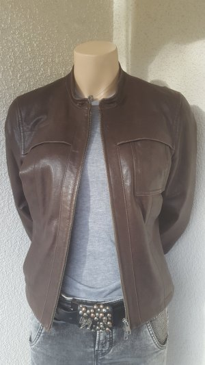 Blacky Dress Leather Jacket brown