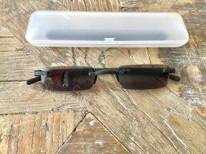 Bril zwart-donkergrijs