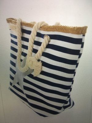 Coole maritime Tasche mit Stern