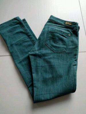 Coole Mavi Jeans in grün Gr. 30/32