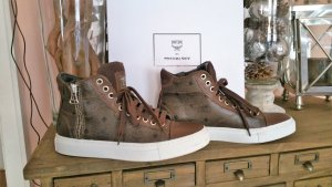 Coole MCM by Michalsky Sneaker Dunkelbraun wie Neu VKP 559,90