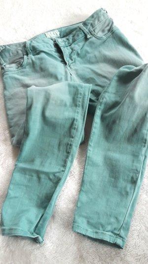 Met in Jeans Jeans stretch bleu cadet-bleu pétrole coton