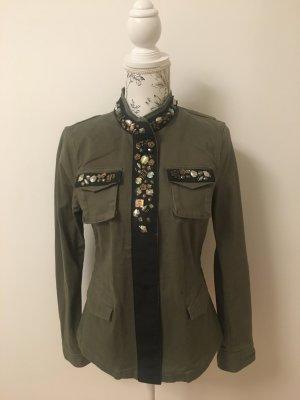 Coole Militaryjacke/Hemd