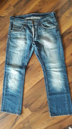 "Coole Mustang Jeans W33/L30 blau Modell ""Cooper (193 Base)"" gebraucht"