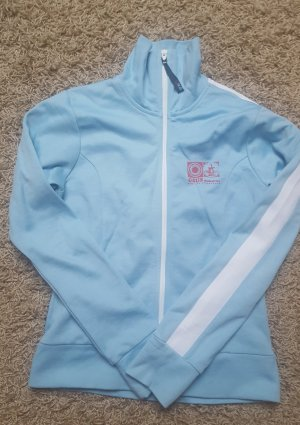 Gsus Sports Vests azure mixture fibre