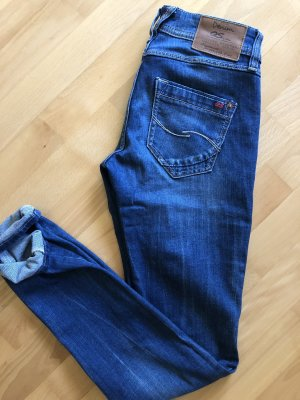 QS by s.Oliver Tube jeans blauw