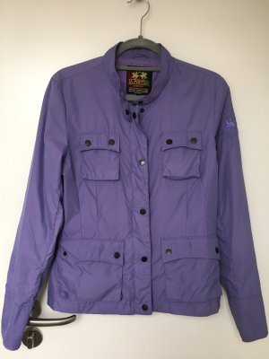 La Martina Raincoat purple