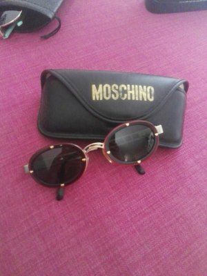 coole retro Brille von Moschino