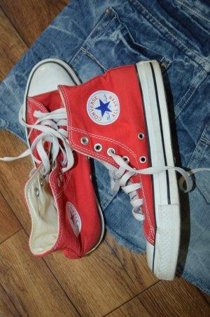 Coole Rote Converse Chucks All Star Gr. 41