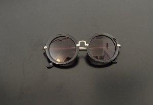 Coole Runde Sonnenbrille