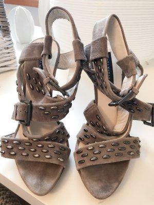 Coole Sandaletten mit Nieten von Zara Gr. 38