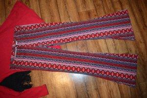 H&M Divided Pantalón de campana multicolor