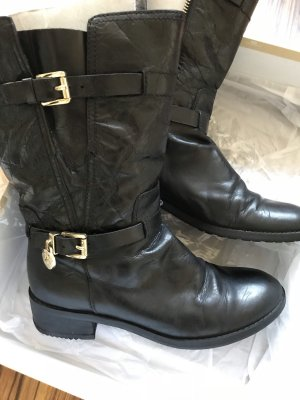 Michael Kors Boots black-gold-colored