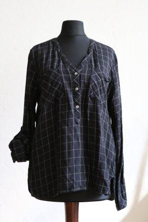 Coole schwarze Bluse von Opus