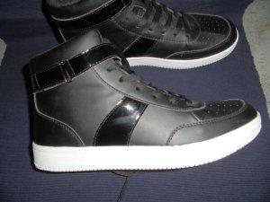 Coole schwarze Sneakers !