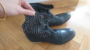 Coole Slouch Stiefel - schön luftig, ideal für den Herbst!