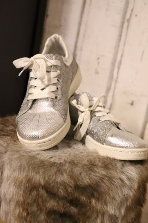 SDS Sneakers wit-zilver