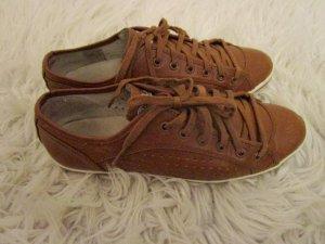 Buffalo Zapatillas marrón claro