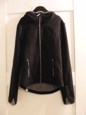 Bench Softshell Jacket black-grey