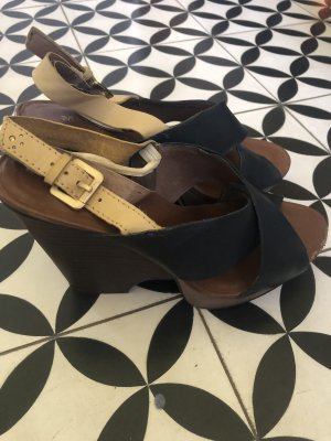 Coole Sommerwedges von Marco Polo