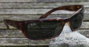 Coole Sonnenbrille in Braun von Ray Ban