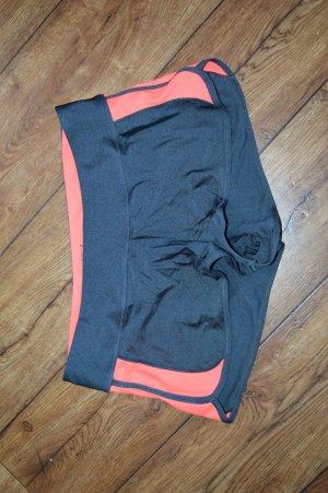 Casall Pantalón elástico naranja-gris antracita