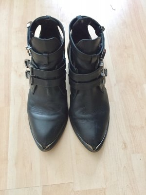 Coole Stiefel in Schwarz von Supertrash