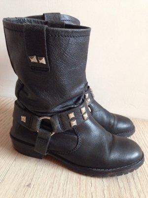 coole Stiefel mit Nieten von Jonak Gr 38