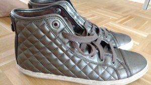 Coole Stiefel zum Schnüren von Geox Gr 41 Goldton