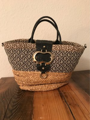 Guess Basket Bag multicolored