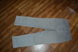 Coole strechige graue Jeans Gr. S von Gerry Weber