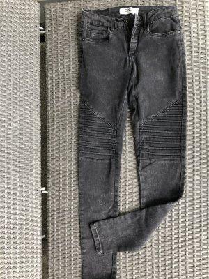 Coole stretchige Biker-Jeans
