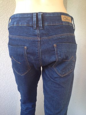 Coole Stretchjeans von Clockhouse - Gr. 38