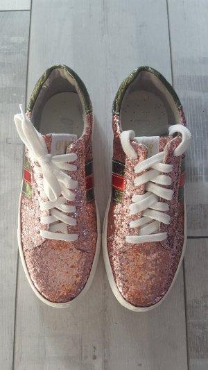 coole stylische Ovye glitzer Sneaker in Gr. 38 NEU mit Etikett