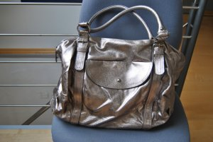 Carry Bag gold-colored-silver-colored