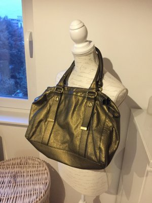 Coole Tasche in Gold