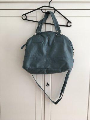 Coole Tasche in Taubenblau