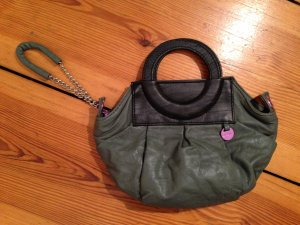 Diesel Carry Bag multicolored leather