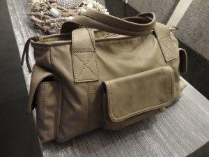 coole taupefarbene Tasche