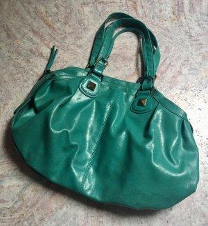 coole türkise volcom handtasche