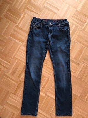 Amor, Trust & Truth Jeans stretch bleu coton